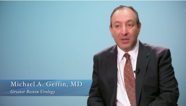 Watch Dr. Geffin What is UroNav Fusion Biopsy for Prostate Cancer
